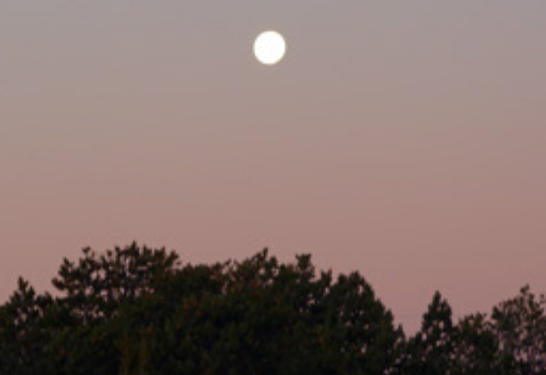 Connection to the Moon setting