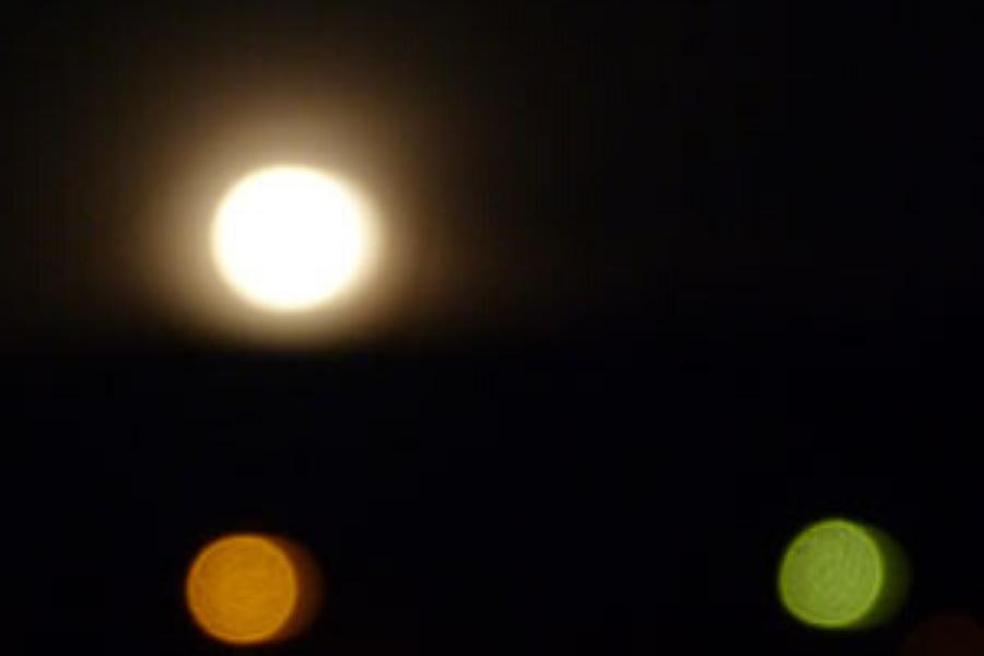 Multicolor moonlight