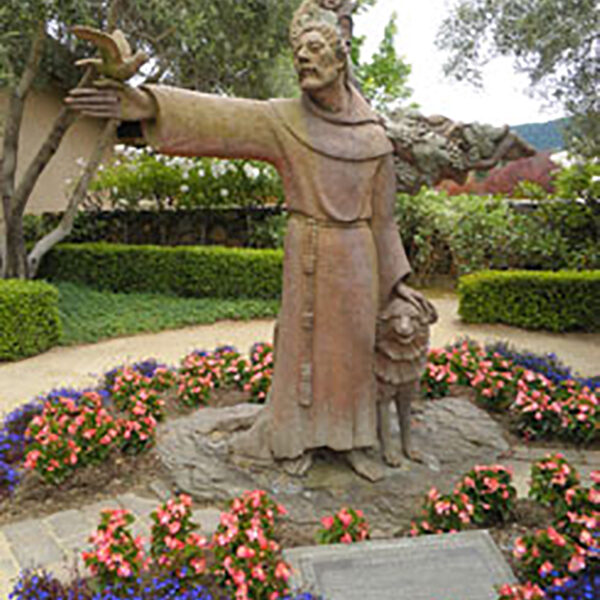 Compassion of St Francis