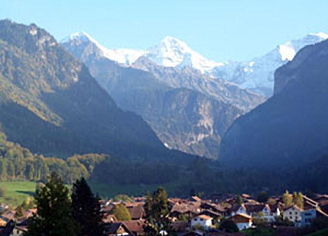 Magical mountains
