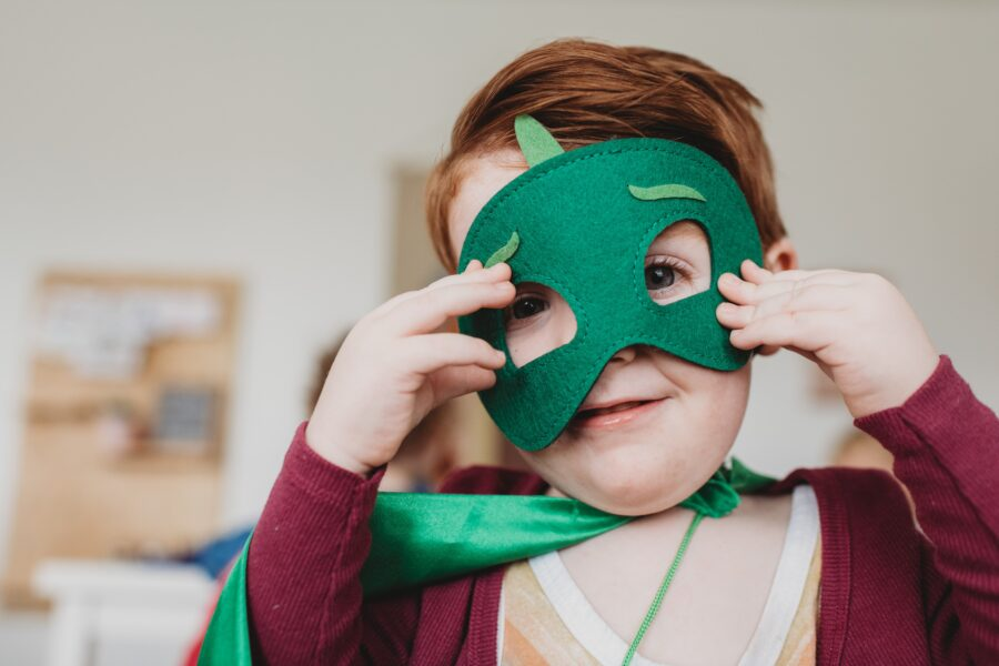 Child imagination and creativity